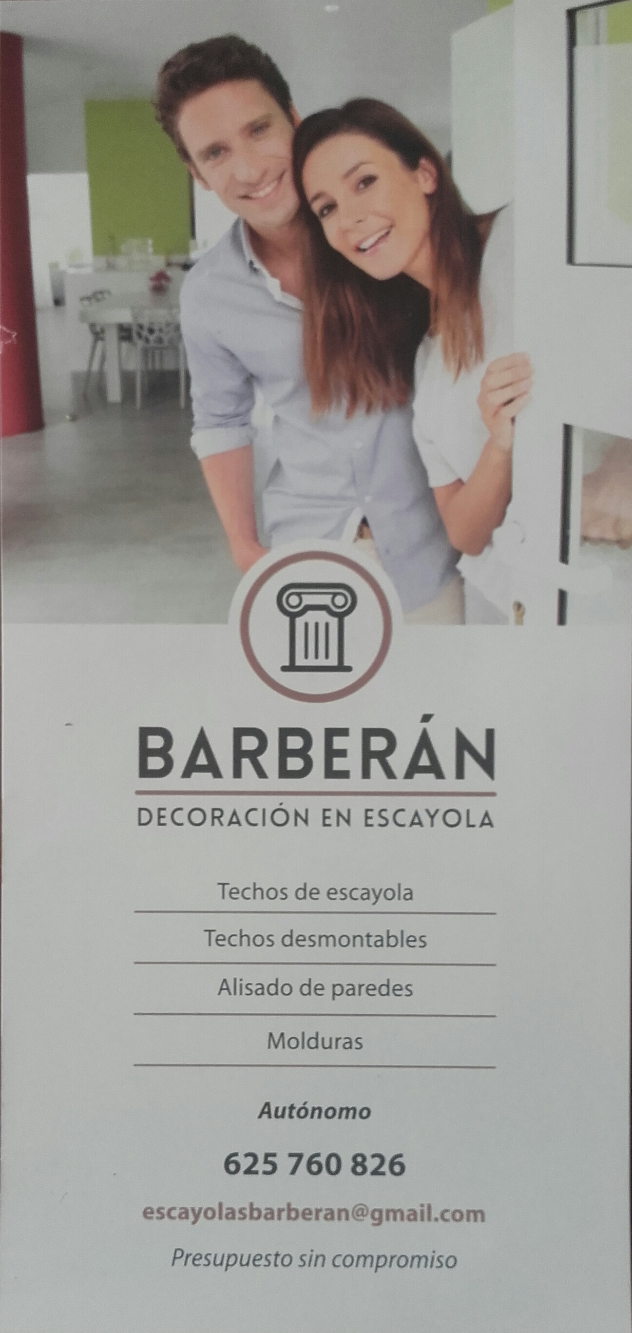 Decoración En Escayola Barberan