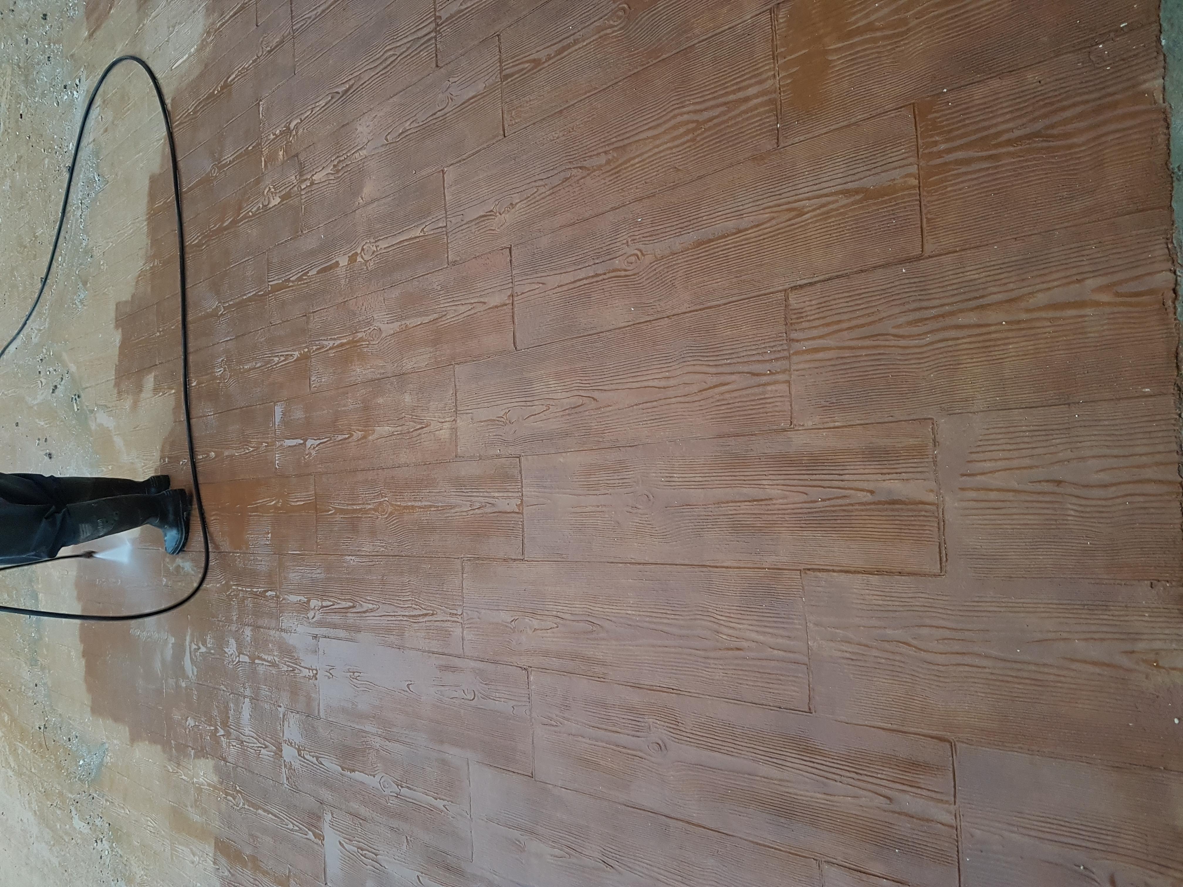 Pavimento de hormigon impreso hormig n impreso en tarragona for Pavimento de hormigon tarragona
