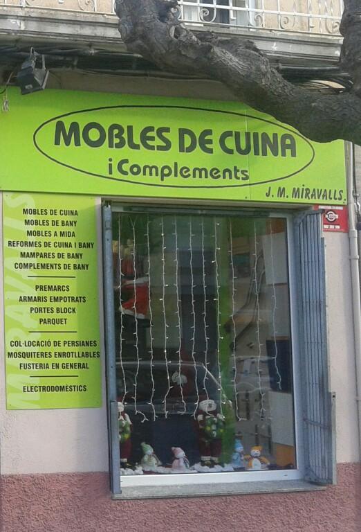 Mobles De Cuina I Complements. Carpinteria En General