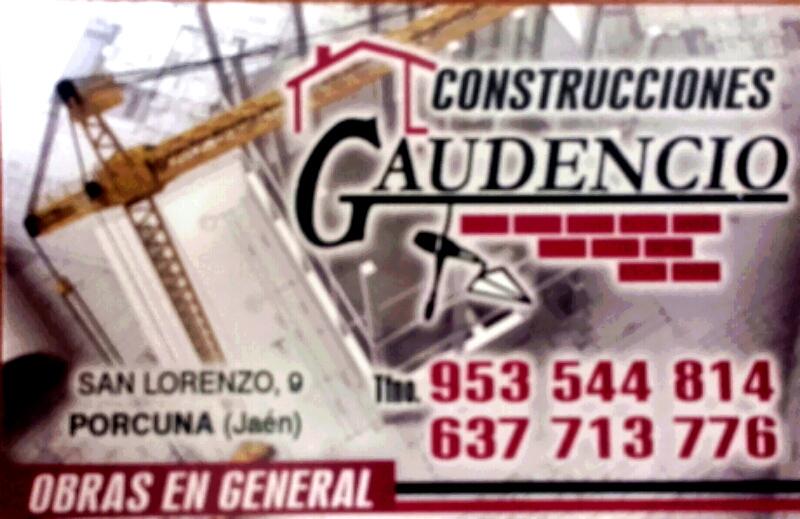 Construcciones Gaudencio