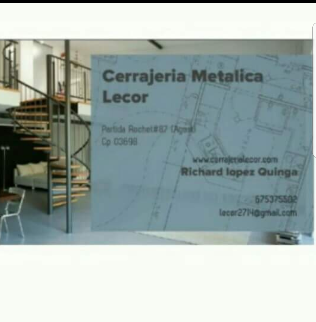 Cerrajeria Metalica Lecor