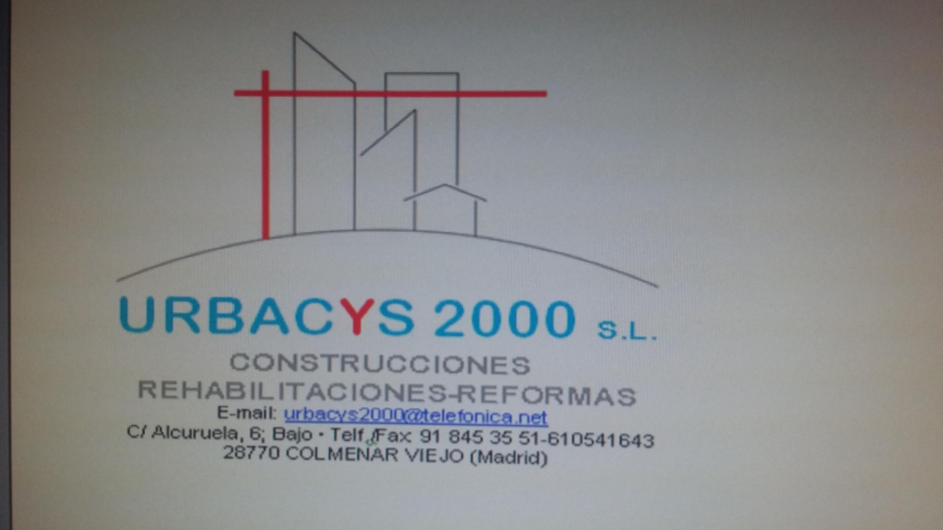Urbacys 2000 SL