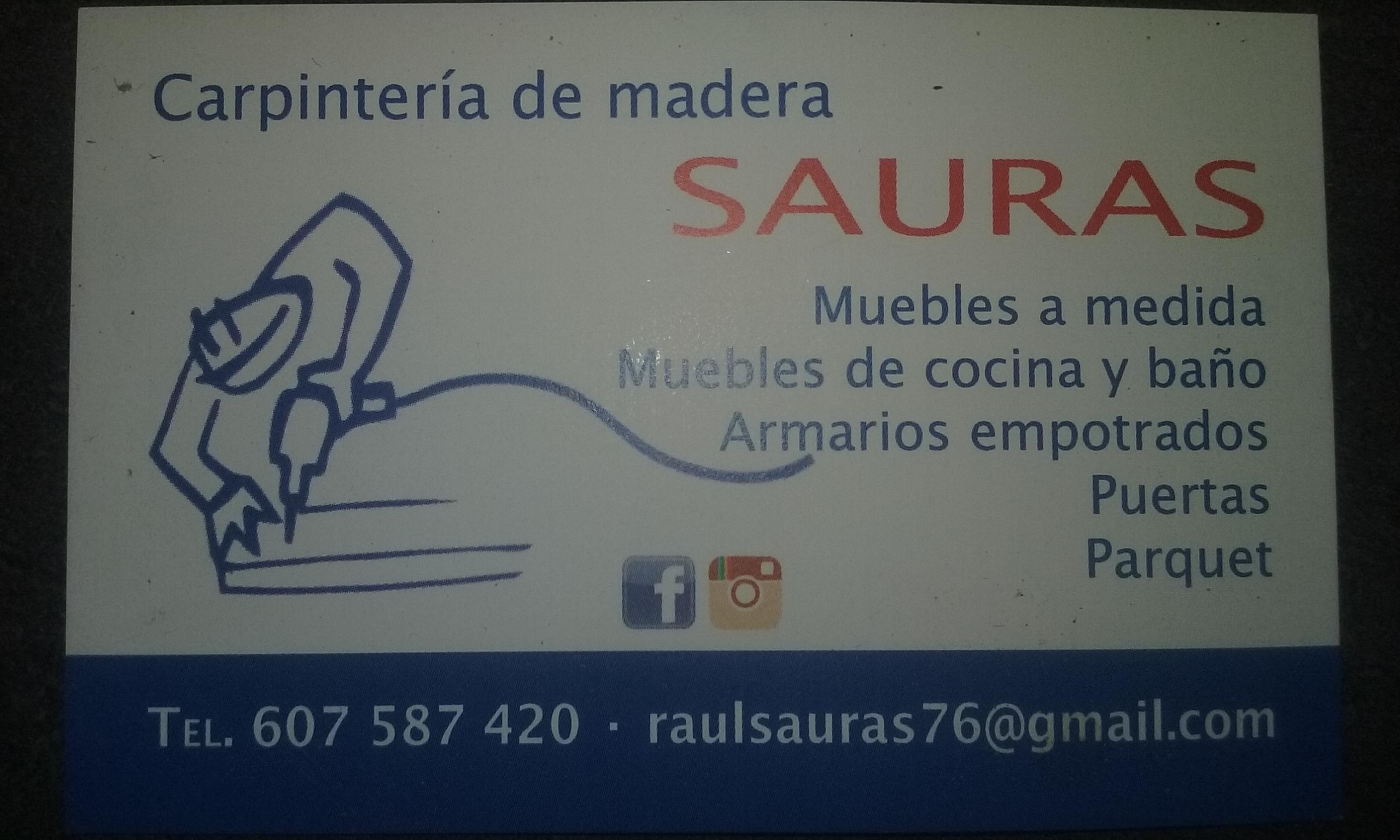 Carpintería Sauras