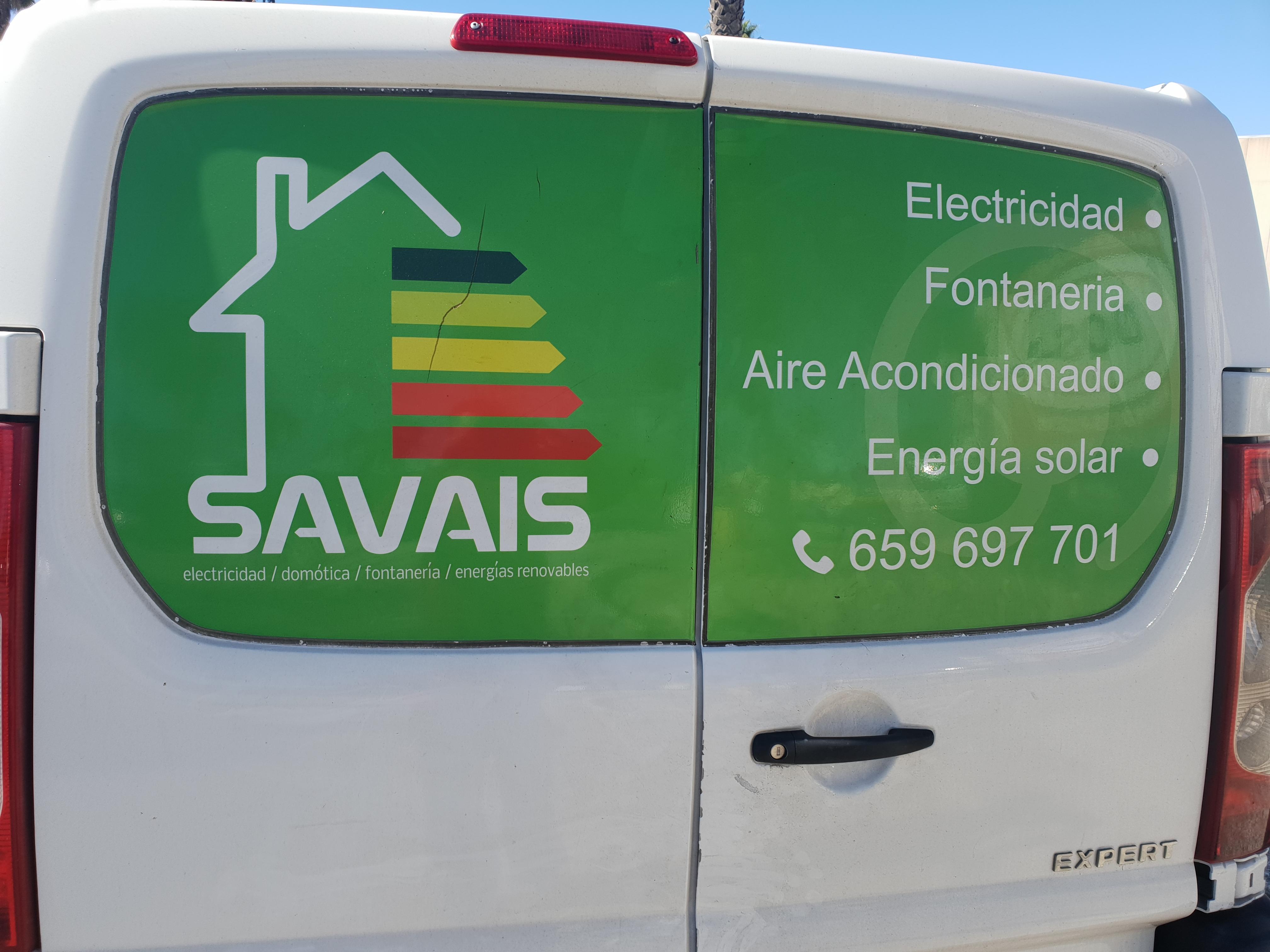 Instalaciones Y Mantenimientos Savais S