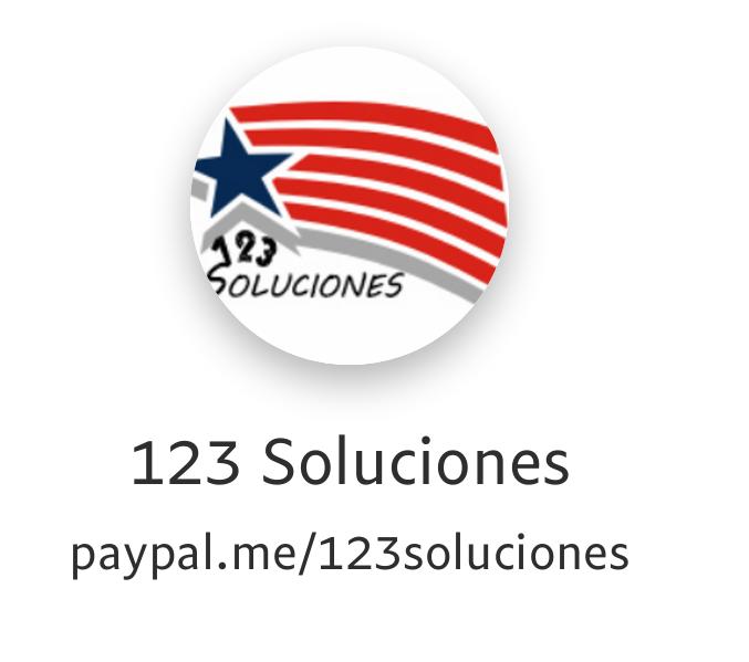 123 Soluciones
