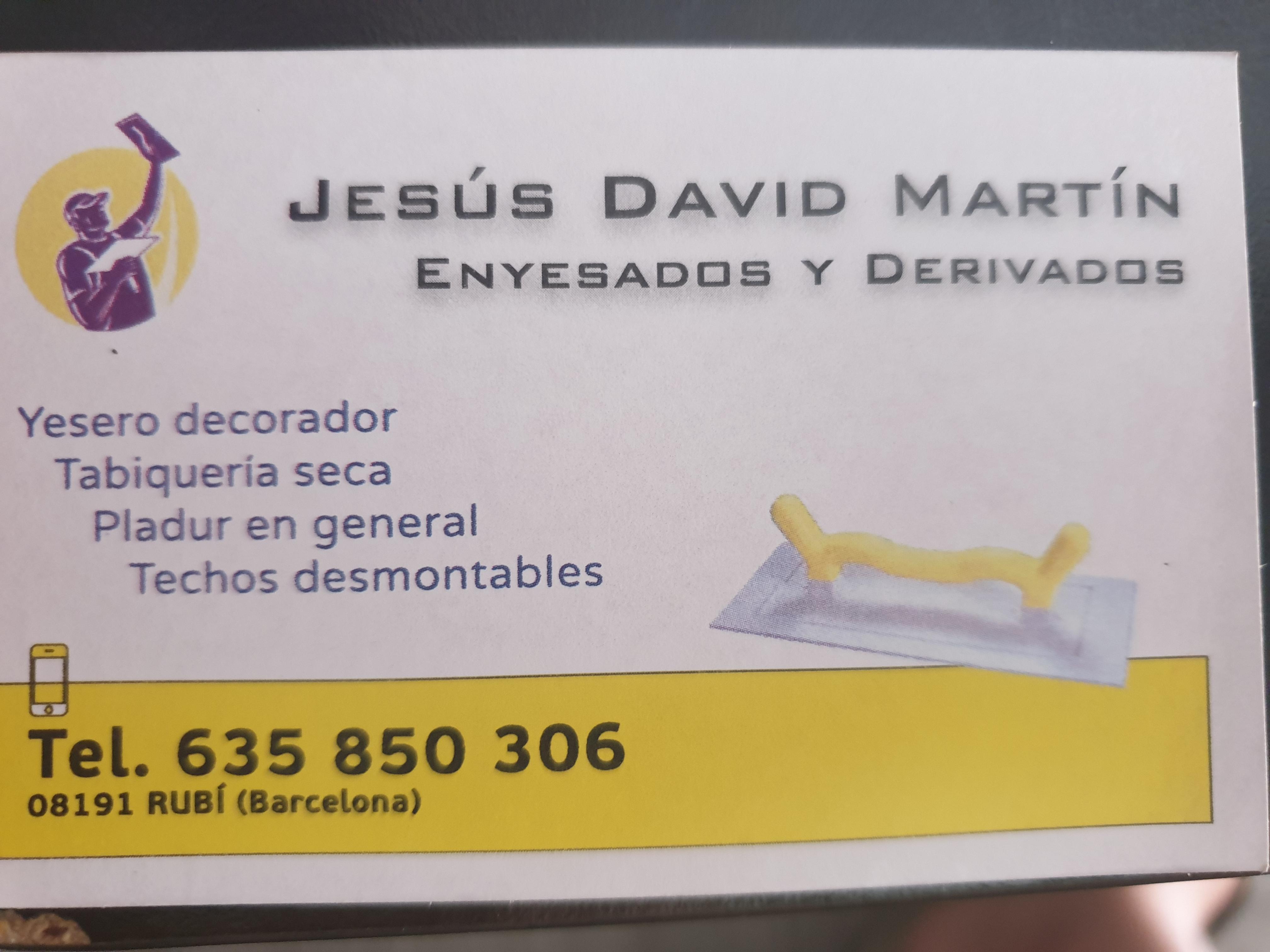 Escayolas Jesus David