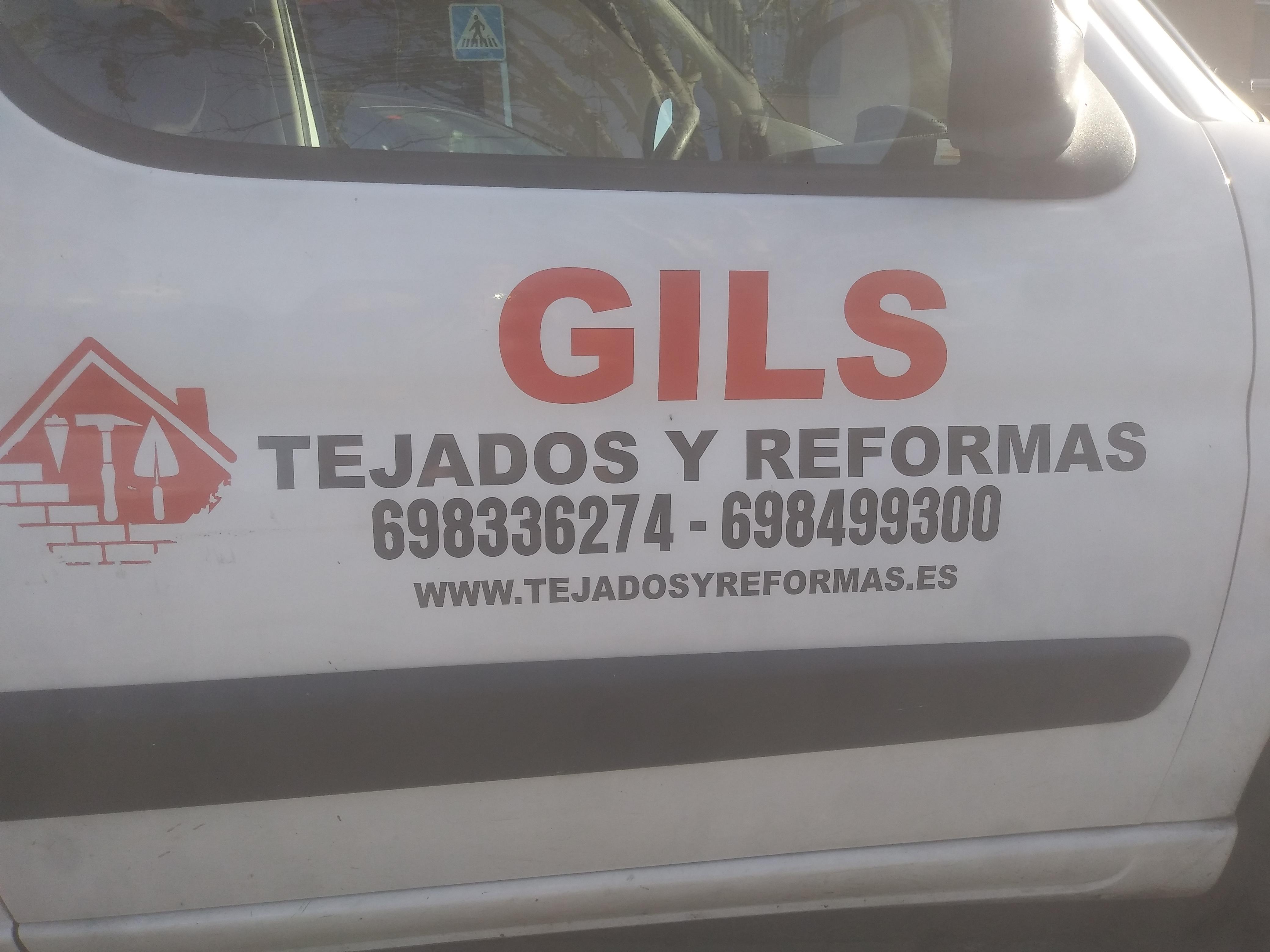Tejados Y Reformas Gils.es