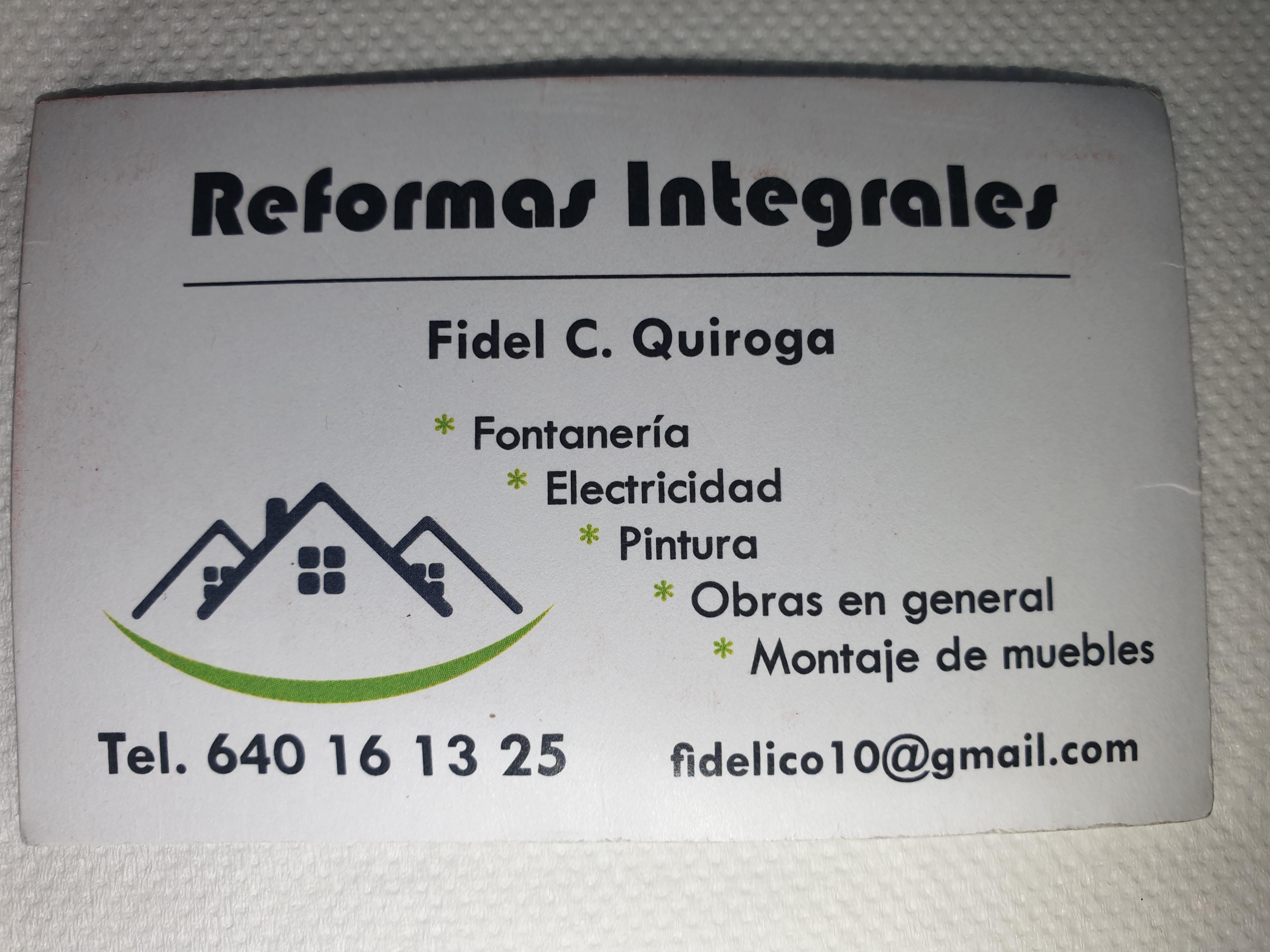 Fidel C. Quiroga