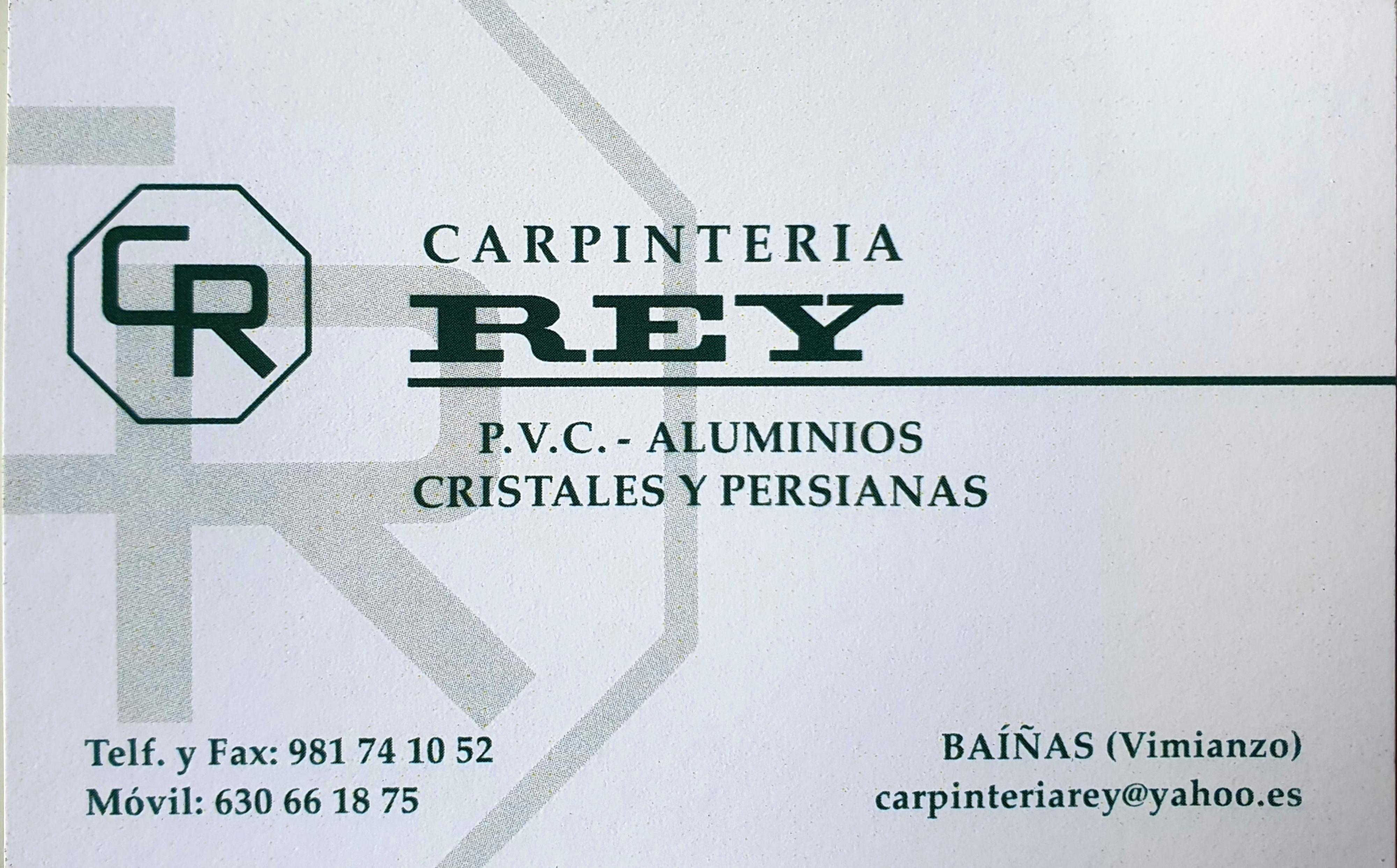 CARPINTERIA  REY  MOURO