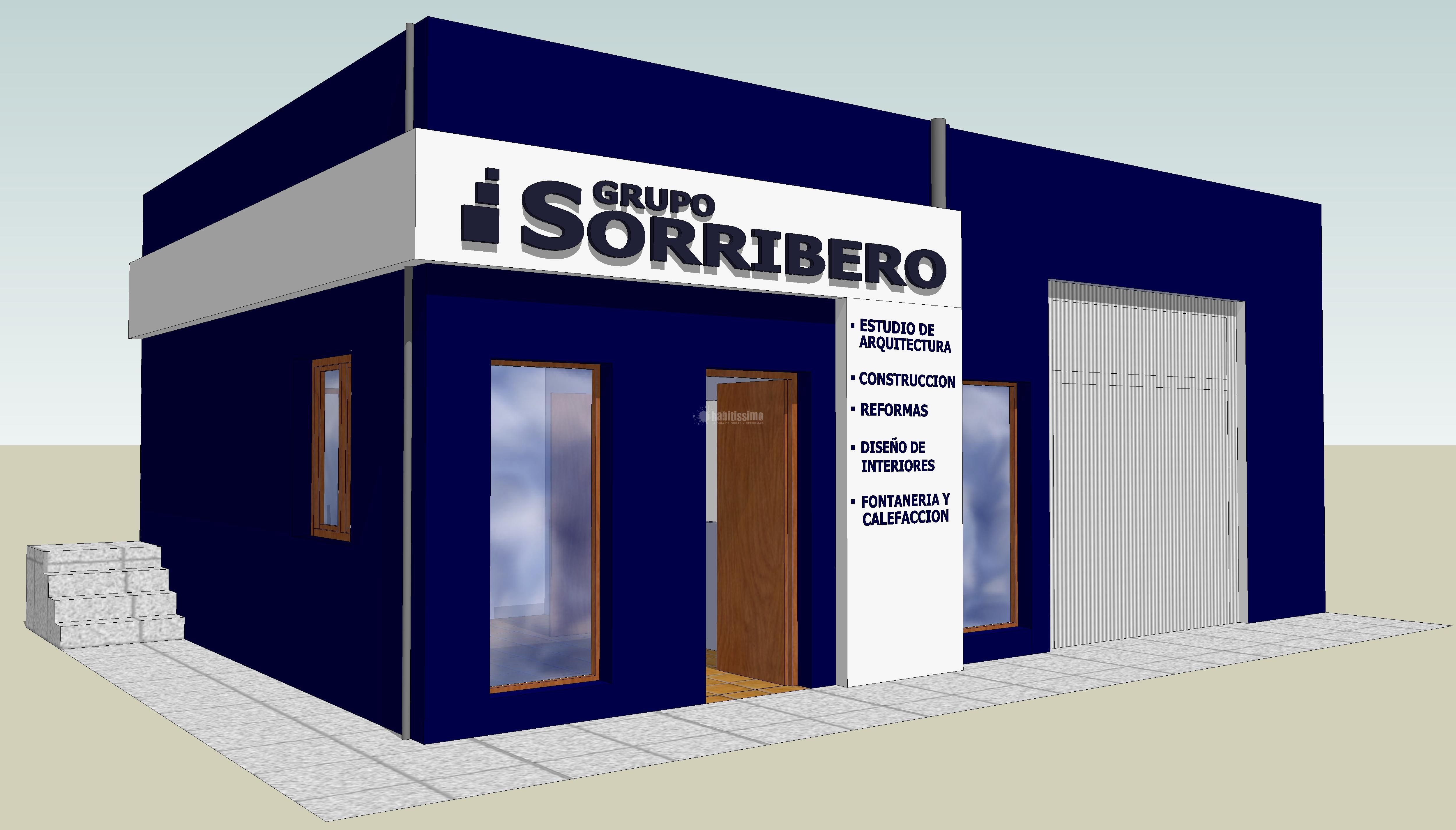 Construcciones Sorribero