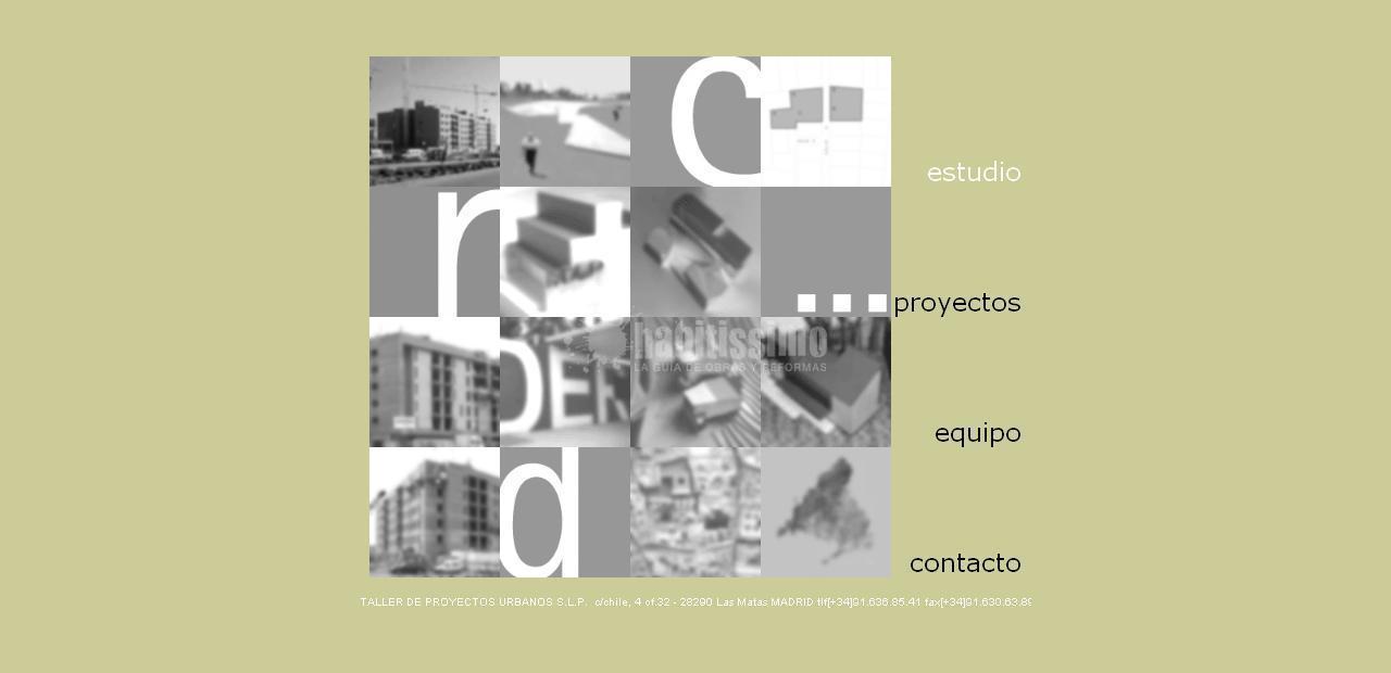 Taller de Proyectos Urbanos
