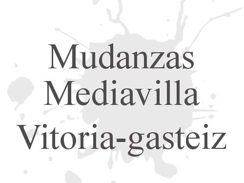 Mudanzas Mediavilla Vitoria-gasteiz