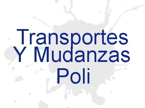 Transportes Y Mudanzas Poli