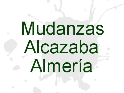 Mudanzas Alcazaba Almería