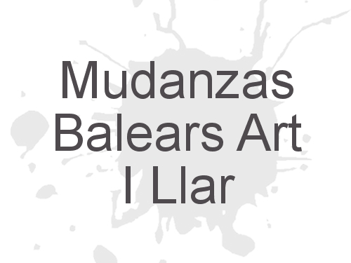 Mudanzas Balears Art I Llar