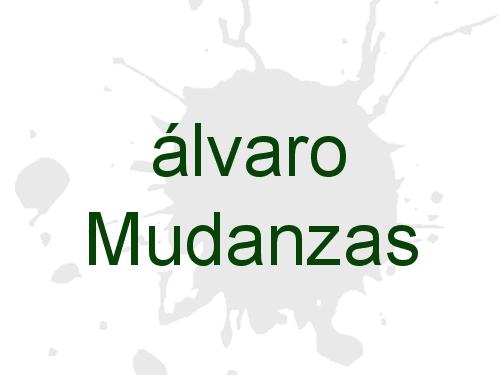álvaro Mudanzas