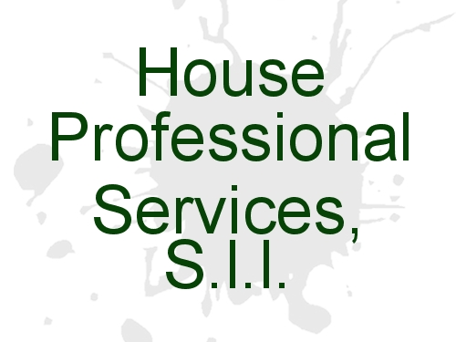 House Professional Services, S.l.l.
