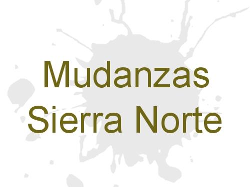Mudanzas Sierra Norte