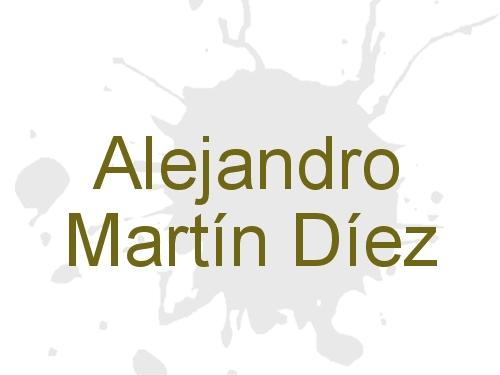 Alejandro Martín Díez