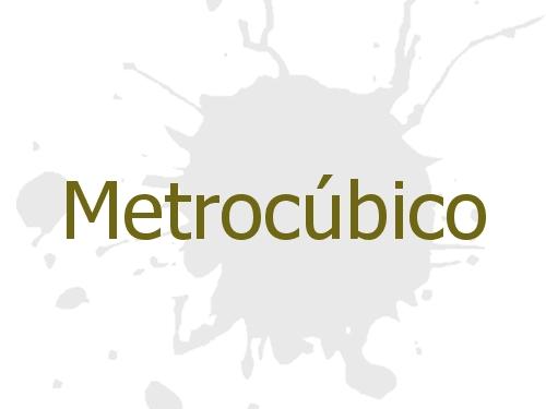 Metrocúbico