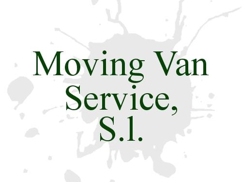 Moving Van Service, S.l.