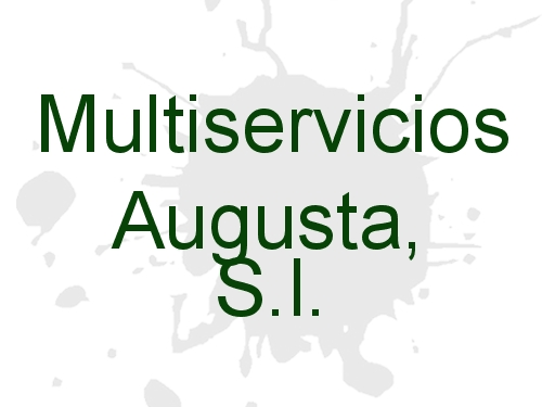 Multiservicios Augusta, S.l.