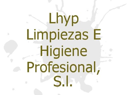 Lhyp Limpiezas E Higiene Profesional, S.l.