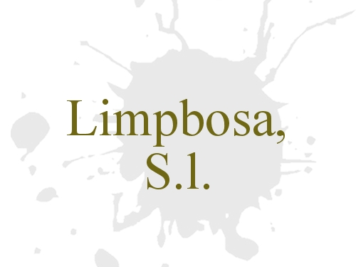Limpbosa, S.l.