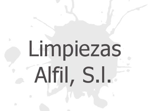Limpiezas Alfil, S.l.