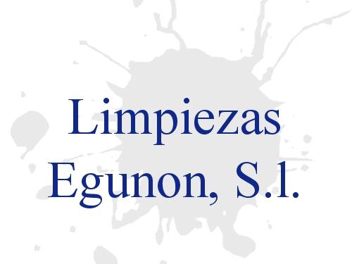 Limpiezas Egunon, S.l.