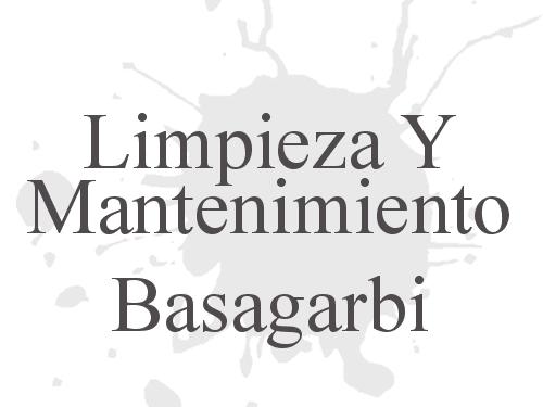 Limpieza Y Mantenimiento Basagarbi