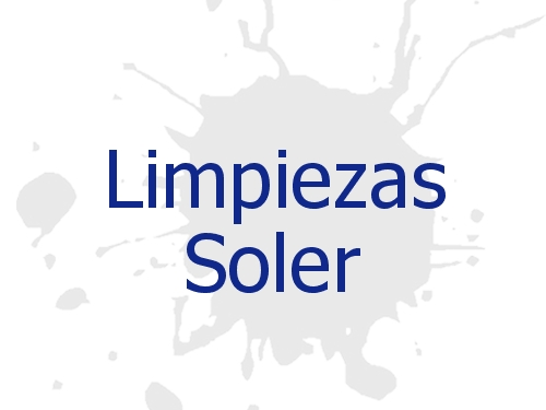 Limpiezas Soler