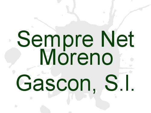 Sempre Net Moreno Gascon, S.l.