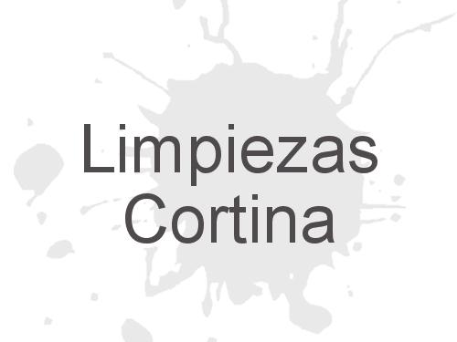 Limpiezas Cortina