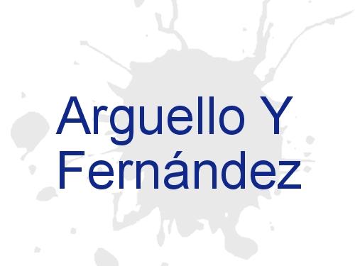 Arguello Y Fernández
