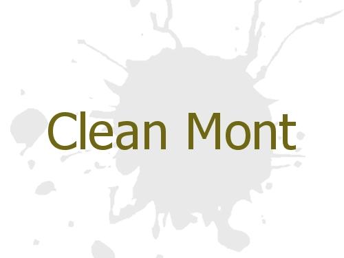 Clean Mont