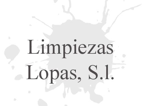Limpiezas Lopas, S.l.
