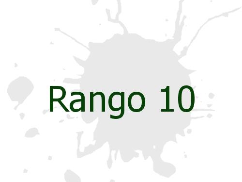 Rango 10