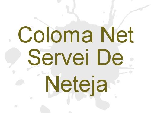 Coloma Net Servei De Neteja