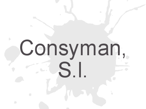 Consyman, S.l.