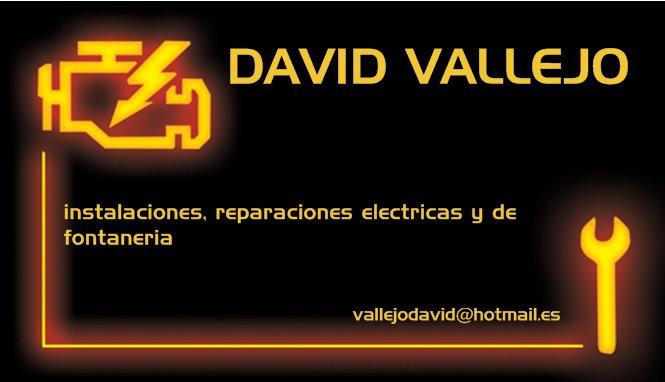 David Vallejo Electricidad