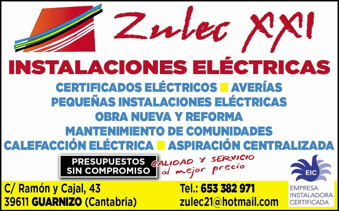 Instalaciones Electricas Zulec XXI