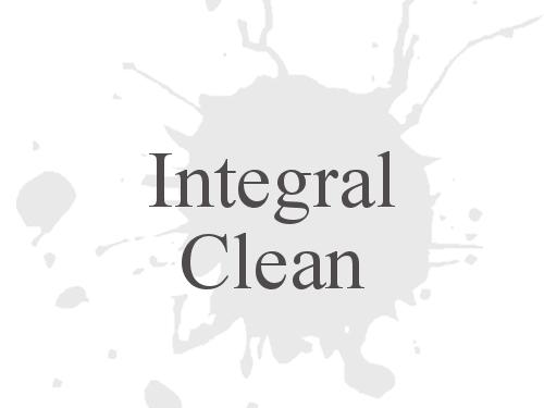 Integral Clean