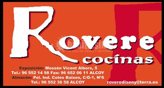 Rovere cocinas