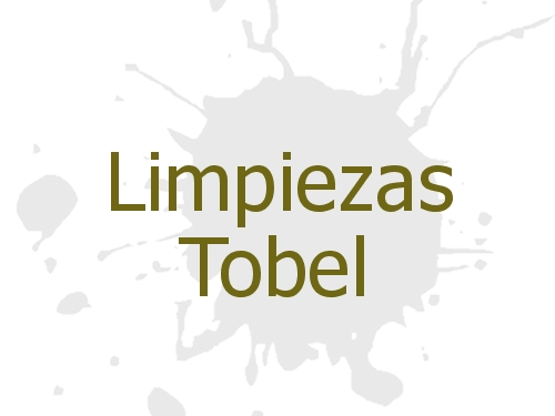 Limpiezas Tobel