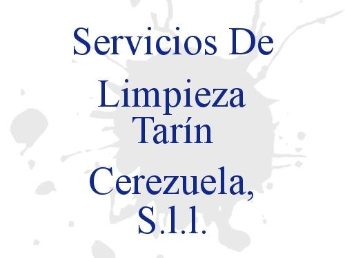 Servicios De Limpieza Tarín Cerezuela, S.l.l.