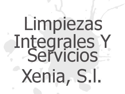 Limpiezas Integrales Y Servicios Xenia, S.l.