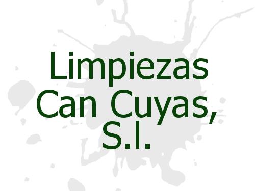 Limpiezas Can Cuyas, S.l.