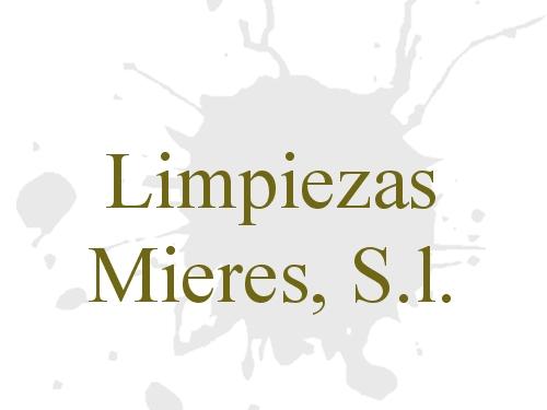 Limpiezas Mieres, S.l.
