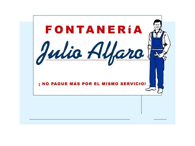 Fontanería Julio Alfaro